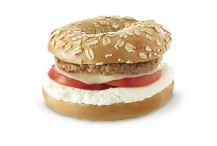 INTRODUCING - Start Fresh Breakfast Sandwich