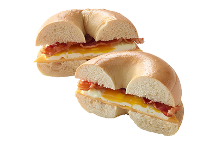 INTRODUCING THE - American Sunrise Breakfast Sandwich